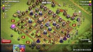 483 baby dragon attacking.clash of clans PRIVATE SERVER