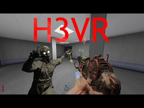 Black Ops Zombies Except it's H3VR
