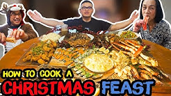How to cook a CHRISTMAS FEAST