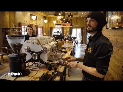 ni hao Deutschland 42/17: Wie zwei Deutsche die Kaffeekultur im Tee-Land China etablieren