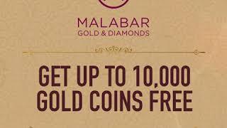 Get up to 10,000 Gold coins FREE at Malabar Gold & Diamonds - KSA