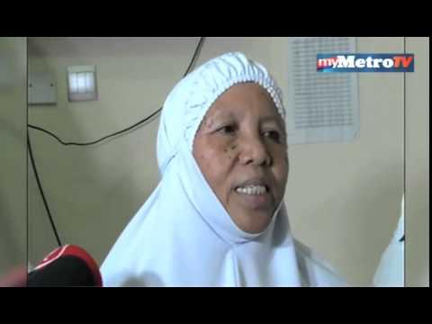 Allahyarham bersungguh-sungguh mahu ke masjid