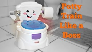 How to potty train effectively || 03 June 2016 || Mommy and Baby Approved