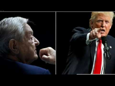 BOOM! Soros Behind Busing In 'PAID PROTESTERS' for Nationwide Anti Trump Protests