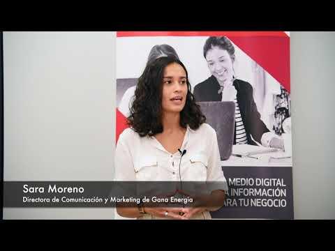 """Entrevista a Sara Moreno: """"Las grandes energéticas no valoran al consumidor"""""""