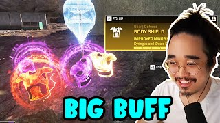 LOBA'S MASSIVE BUFF. IS SHE FINALLY PLAYABLE? (Season 6 - Apex Legends)