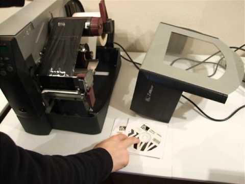 Zebra ZM4Plus label printer