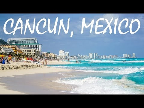 One Day in Cancun, Mexico: Beach Paradise on the Caribbean