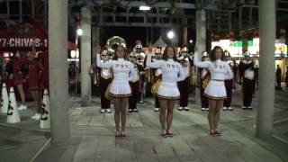 USC Trojan Marching Band - 2011 Los Angeles County Fair