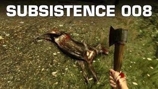 SUBSISTENCE [008] [Knapp am Tod vorbei] [Deutsch German] thumbnail