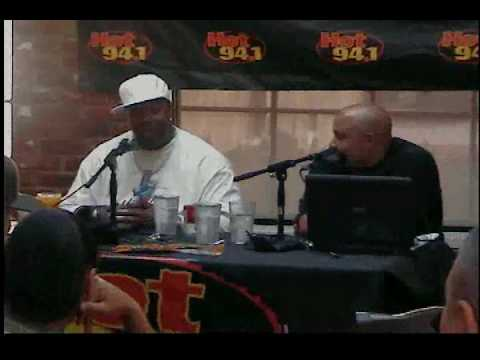 BUSTA AND HOT 94.1 TALKING ABOUT THE MUSIC VIDEO GAME