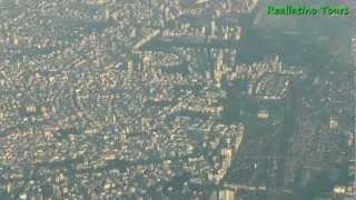 Reallatino Tours- Buenos Aires aus der Luft