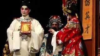 canto opera 雷 鸣 金 鼓 2