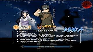 [Warcraft III] Naruto Battle Royal v9.2 Gameplay Showcase