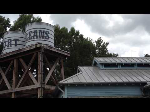 """Port Orleans """"Riverside - Magnolia Bend Mansions"""" Part 1"""