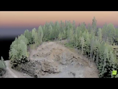 A 3D Terrain Model Saves Time and Money