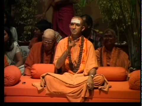 Swami Niranjanananda with