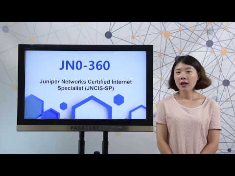 JN0-360 Service Provider Routing and Switching, Specialist (JNCIS-SP) dumps