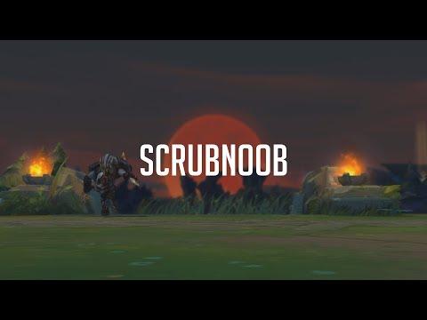 ScrubNoob Montage -