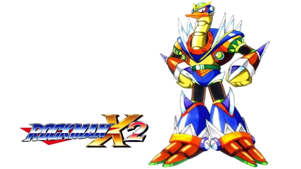 Mega Man X2 Overdrive Ostrich Stage Sega Genesis Remix