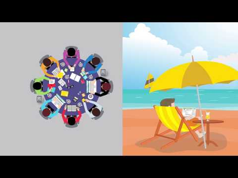ColorMean Creative Studio Video Profile - Ad Agency - Motion Graphics Animation