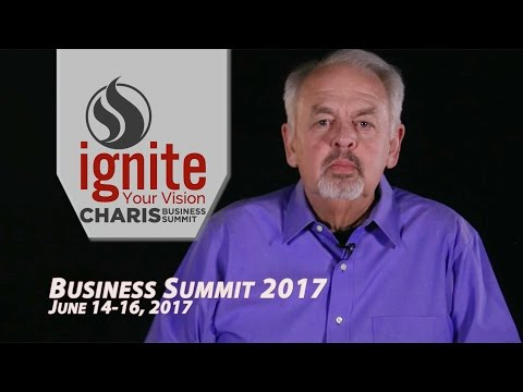 Charis Business Summit 2017 - Paul Milligan