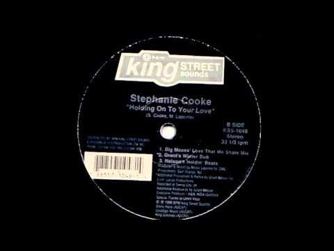 (1996) Stephanie Cooke - Holding On To Your Love [Big Moses Love That We Share Mix]