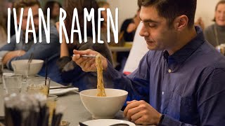 Ivan Ramen: Reinterpreting Diner-Style Japanese Food—Eat. Stay. Love.