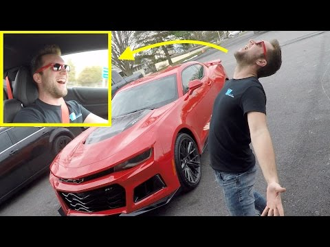 Thumbnail: FIRST ACCELERATION In My 2017 Camaro ZL1 10 Speed!!!