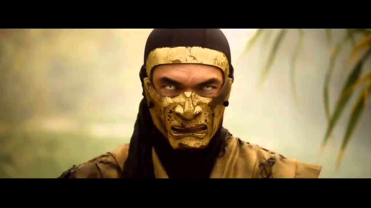 Mortal Kombat Legacy Season 2 Scorpion And Subzero Characters