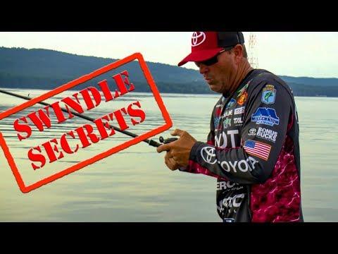 EXCLUSIVE Gerald Swindle Summer Bass Fishing Secrets