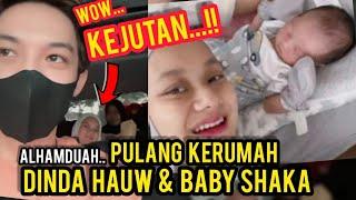 Kejutan Untuk Baby Shaka Anak Dinda Hauw Dan Rey Mbayang Pulang Dari Rumah Sakit MP3