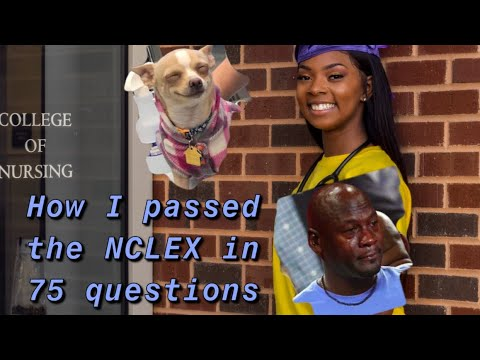 How I passed in 75 questions: NCLEX TIPS AND OPINIONS-UWORLD, CONTENT  REVIEWS, and MORE by LIVELIKENY