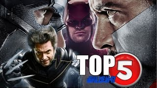 TOP 5 FALSOS CAMEOS DE MARVEL