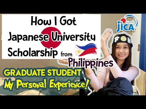 Government Employed | Story Behind How I Applied for Scholarship in Japan | Graduate School|Vlog #15