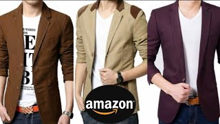 Amazon Diwali Special Dhamaka Offer 😍! 40 to 80 % Off... Designer Men's Blazer Online Shopping...