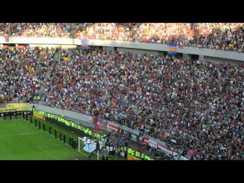 Imnul Stelei - Cantat de peste 50 000 de fani pe National Arena - 28.Mai 2013