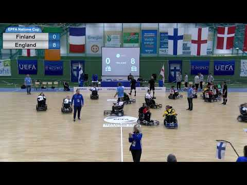 Finland V England : EPFA Nations Cup 2019