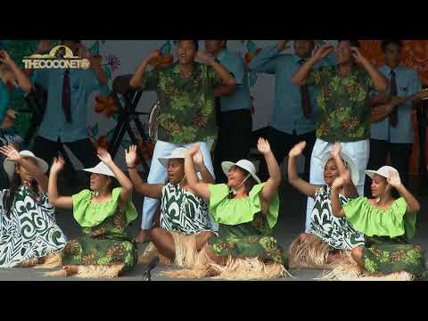 Polyfest 2018 - Cook Islands Stage: Sir Edmund Hillary Collegiate FULL Performance
