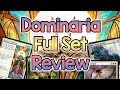 """FULL Dominaria """"Instant"""" Set Review! 
