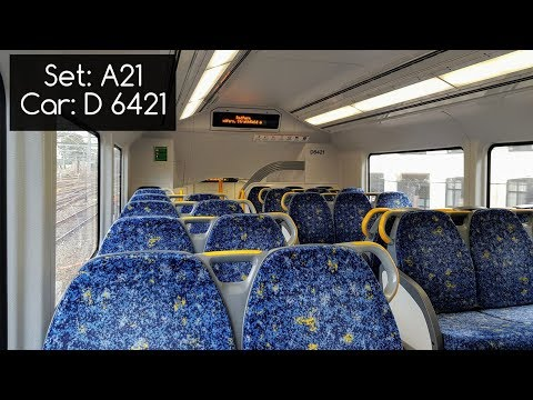 Sydney Trains Vlogs Travel Series 31: Central (i) to Olympic Park