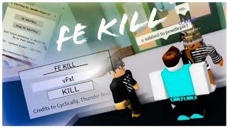 [FE No Tool Kill] Roblox FE Kill script + Word Bypass | Roblox Exploiting