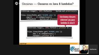 Groovy for Java Developers