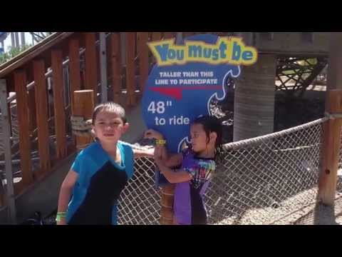 Fun Day at Wet N' Wild Phoenix Arizona 2015 HD
