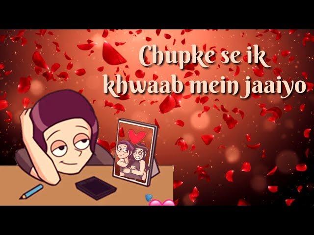 Mera Mann | Yahin Hoon Main | Ayushmann Khurrana | Romantic Whatsapp Status | Love Whatsapp Status