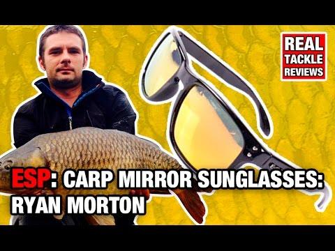 7845736f0c ESP  CARP MIRROR SUNGLASSES  RYAN MORTON - YouTube