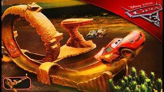 Тачки 3 Мультики про Машинки Игрушки Молния Маквин Трек Холм Вилли