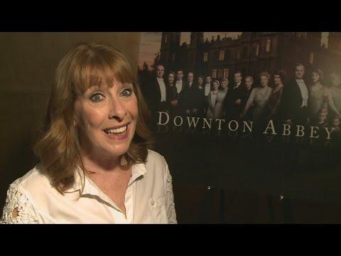 Downton Abbey: Michelle Dockery wants Dan Stevens back for a film