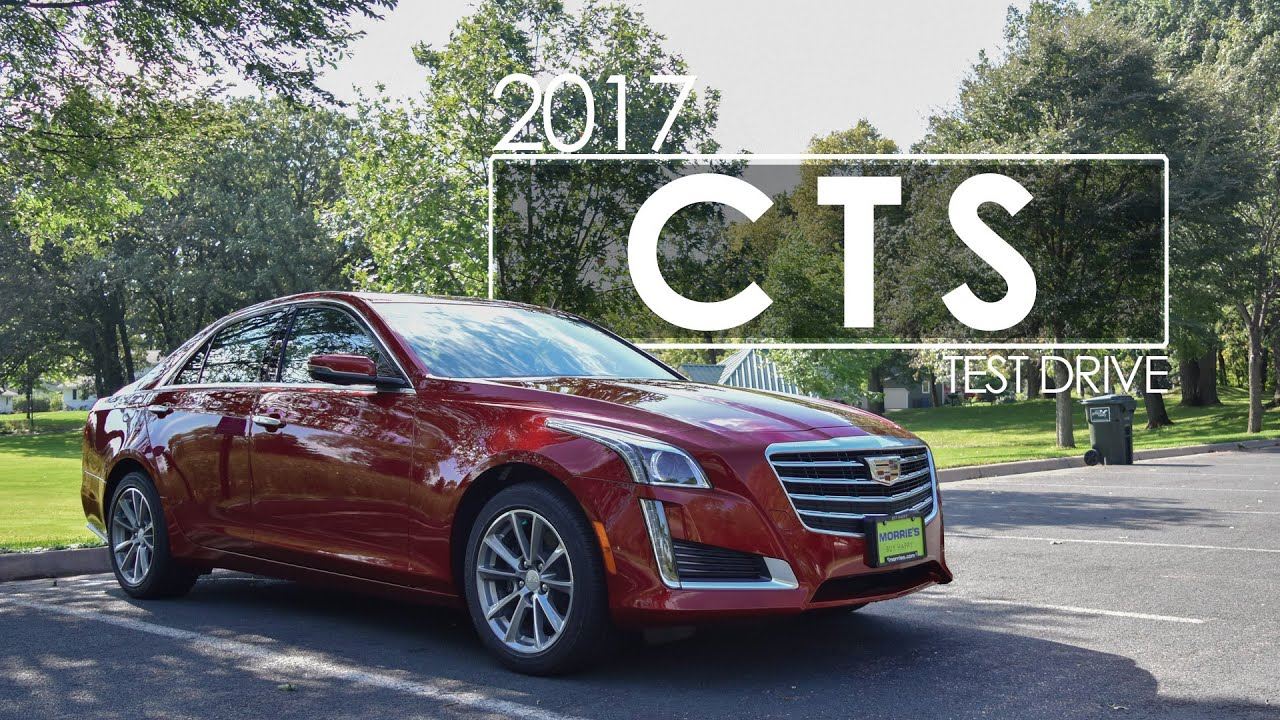 2017 Cadillac CTS   Review   Test Drive - YouTube