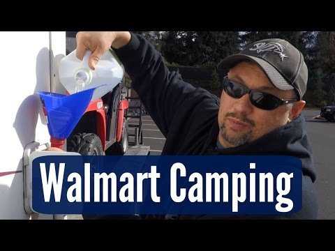 The RV broke down and we're stuck at Walmart  [North American Road Trip #107]
